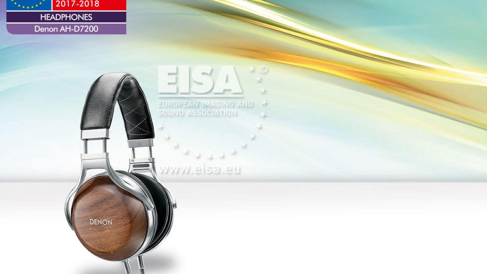 Denon AH-D7200 – auriculares – EISA 2017-2018
