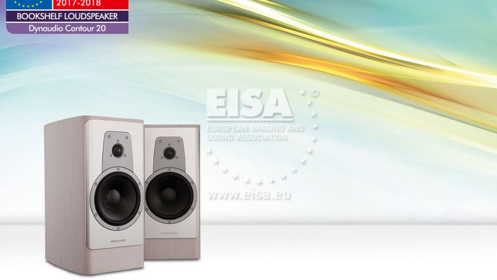 DynAudio Contour 20 – altavoces – EISA 2017-2018