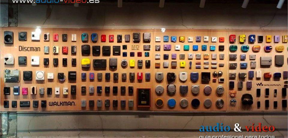 La exposición 230-Walkman de Sony celebra los 40 años de un icono de la música