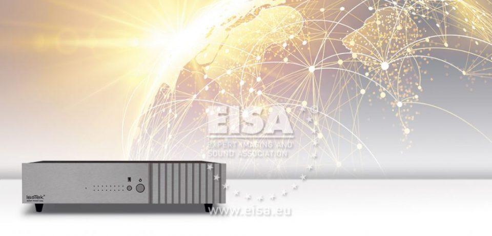 IsoTek SMART Delta – EISA La mejor compra en categoría AV ACCESSORY – 2019-2020