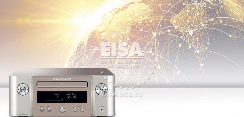 Marantz Melody X (M-CR612) – EISA La mejor compra en categoría Sistema Estéreo Compacto – 2019-2020