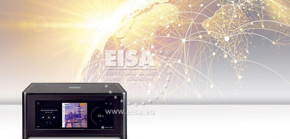 NAD M10 – EISA La mejor compra en categoría SMART Amplificador – 2019-2020