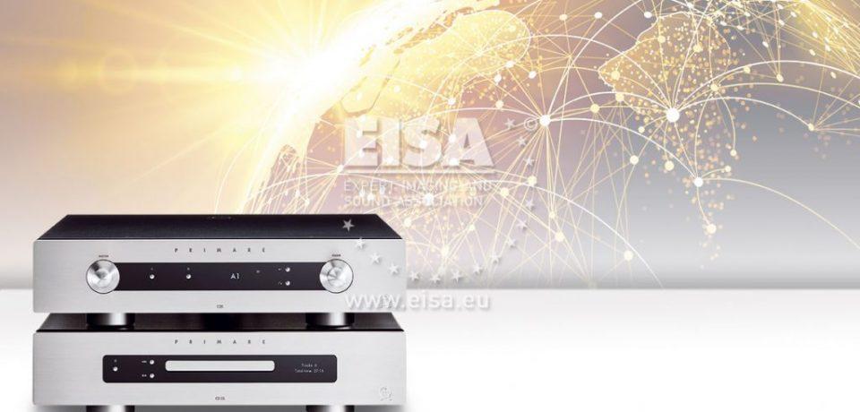 Primare CD35/I35 Prisma – EISA La mejor compra en categoría Sistema Estéreo – 2019-2020