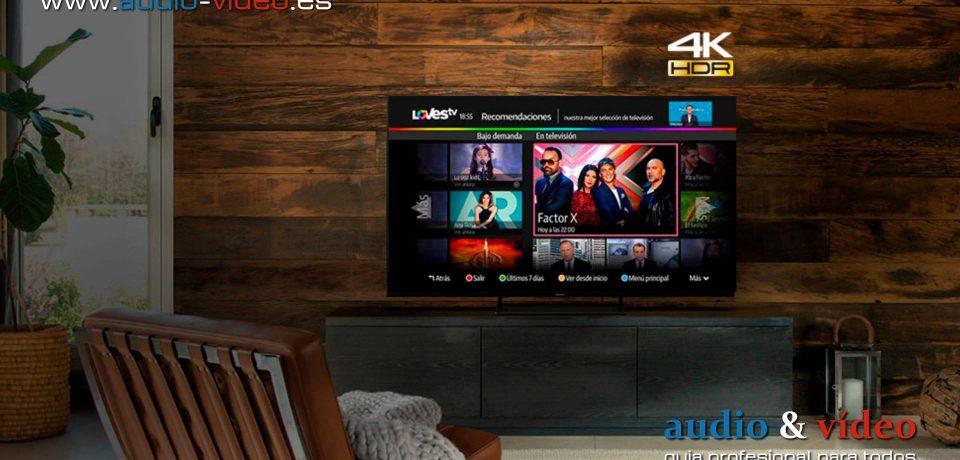 "Lista de televisores de Panasonic certificados como ""Netflix Recommended"""