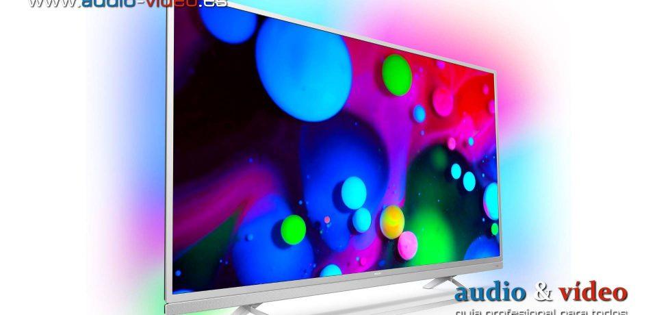 Philips estrena nuevos televisores LCD de 4K con Ambilight PUS8505 y PUS9005