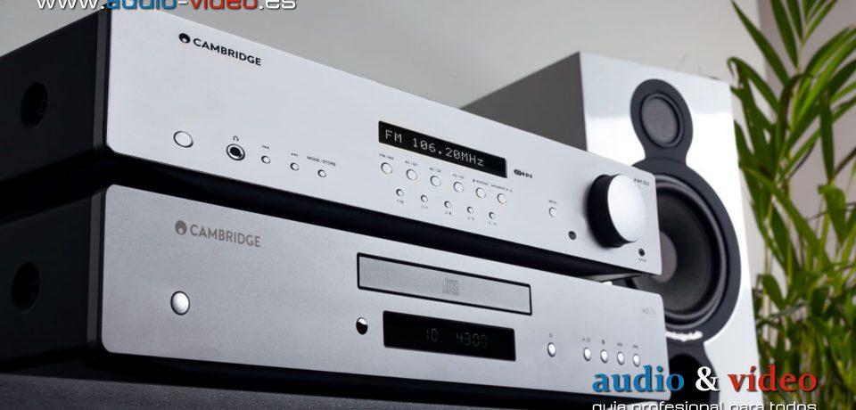 Los receptores Cambridge AX Series ya están disponibles en España