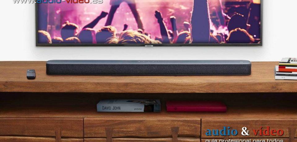 Barra de sonido 3D: JBL Bar 5.0 MultiBeamTM