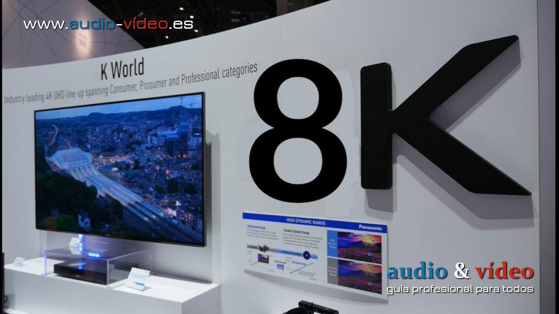 YouTube 8K disponible en los televisores con Android 10