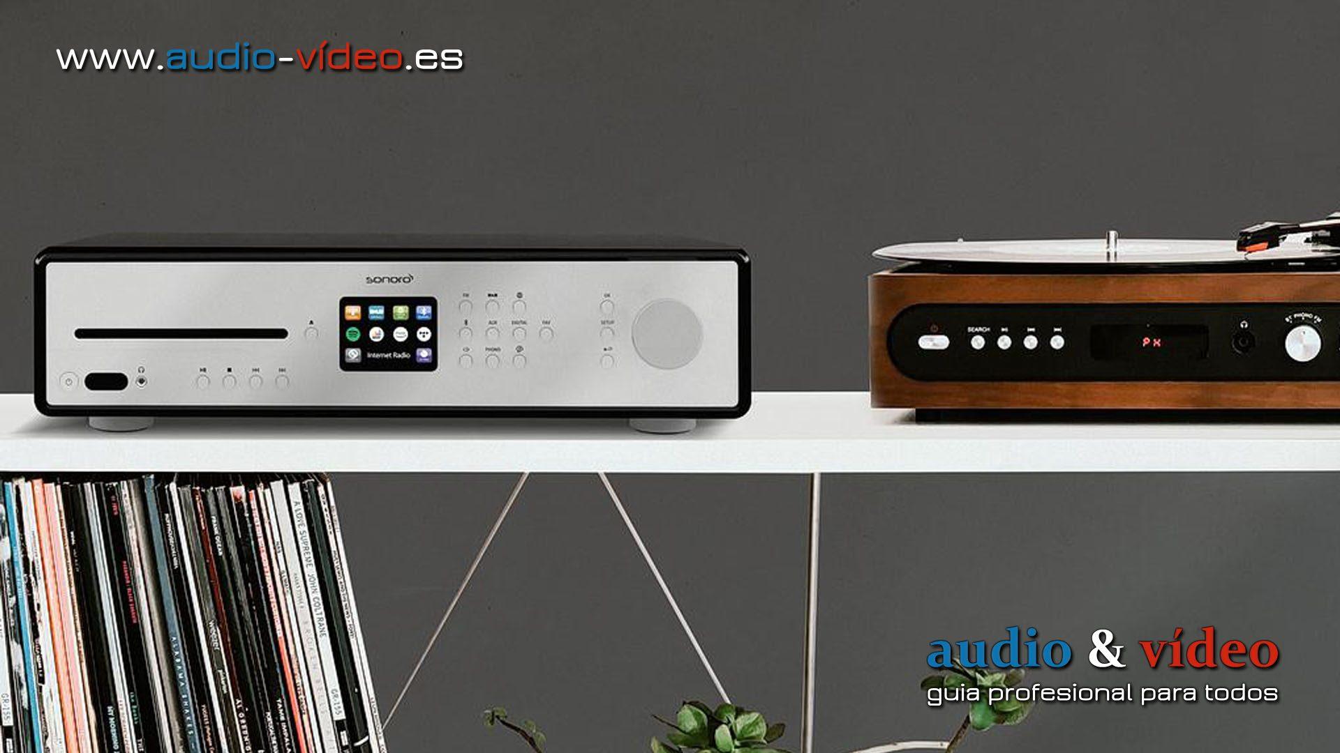 Sonoro Maestro – streaming player