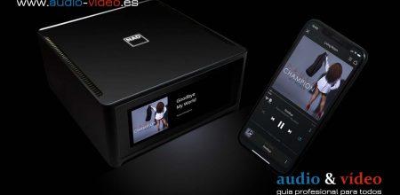NAD M10 – Smart Amplificador de transmisión BluOS y con calibración de sala para los audiófilos de poco espacio