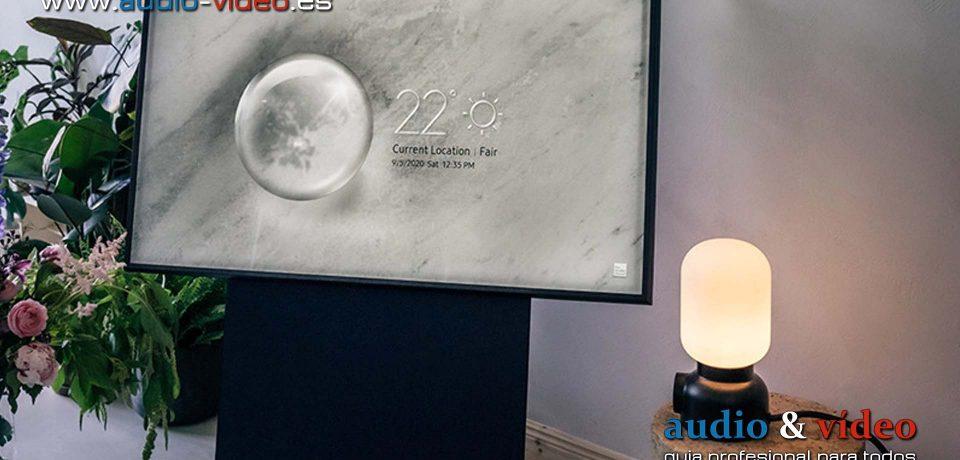 Samsung se prepara para lanzar un televisor híbrido QLED/OLED en 2021.