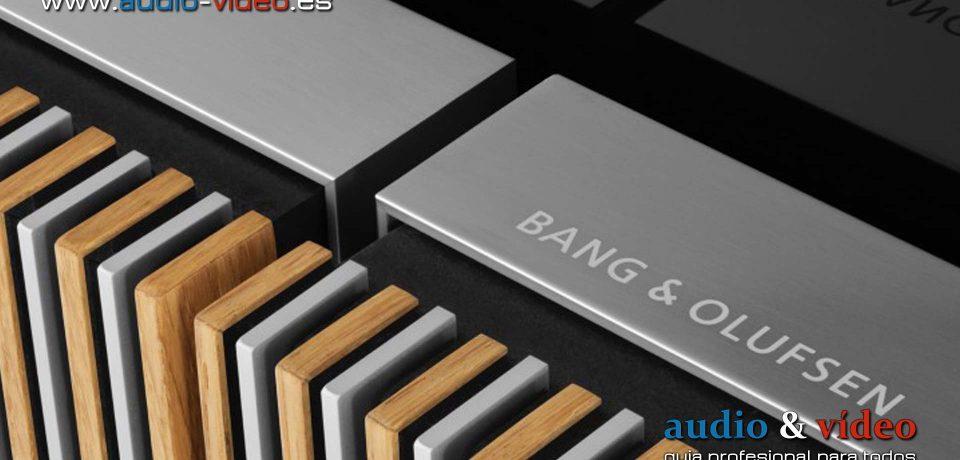 Bang & Olufsen se une con el paquete Beosound OLED con LG