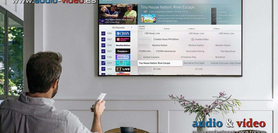 Samsung TV Plus – la guerra cada día más fuerte