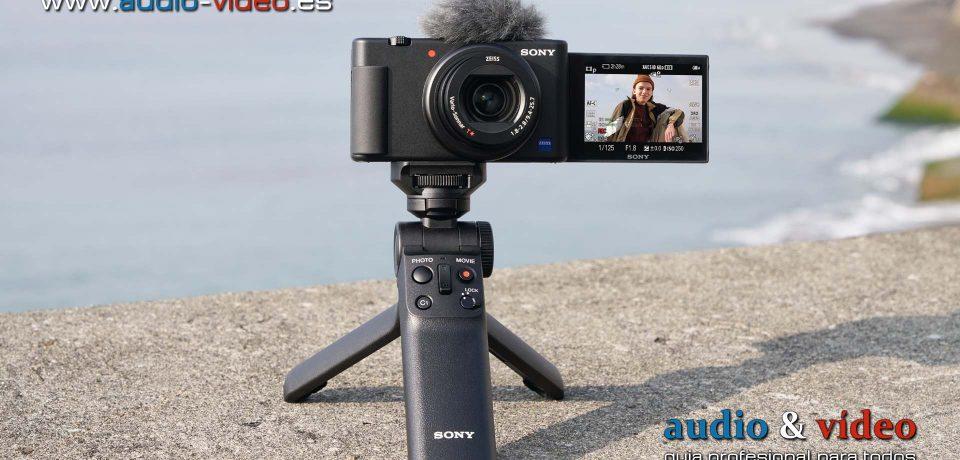Nuevo firmware: Sony ZV-1