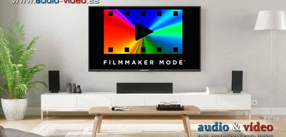 """Samsung lanza el modo Filmmaker para los televisores """"QLED"""" del 2020"""