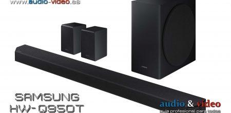 Samsung HW-Q950A, HW-Q800A, HW-Q700A y HW-Q600A nuevas barras de sonido con Dolby Atmos