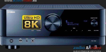 Yamaha prepara un programa de actualización para procesadores con HDMI 2.1