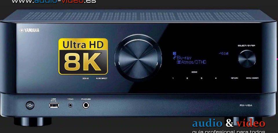 Yamaha promete solucionar problemas con actualización  HDMI 2.1 en sus sistemas AVR