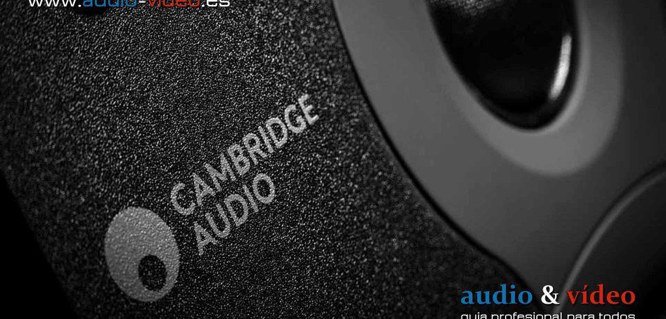 Altavoces Cambridge Audio SX50, SX60, SX70, SX80 y SX120