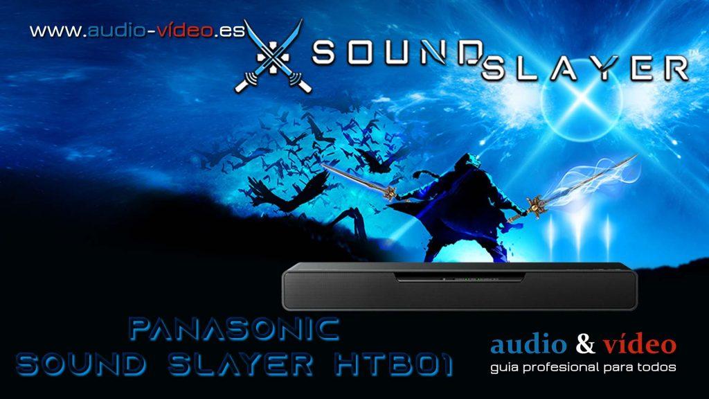 Panasonic Sound Slayer HTB01