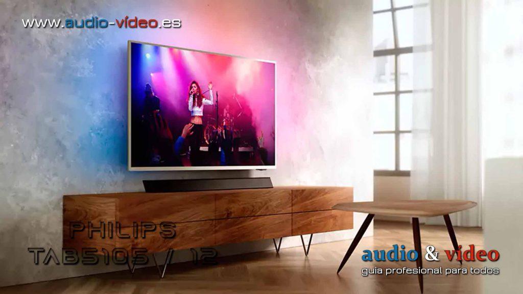 Philips TAB5105 / 12 Sound barr