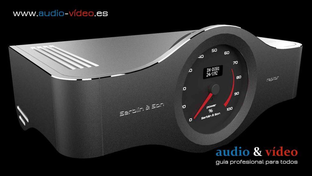 Serblin & Son - Amplificador DAC Raptor 1000