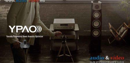 Receptor estéreo con streaming: Yamaha R-N803D