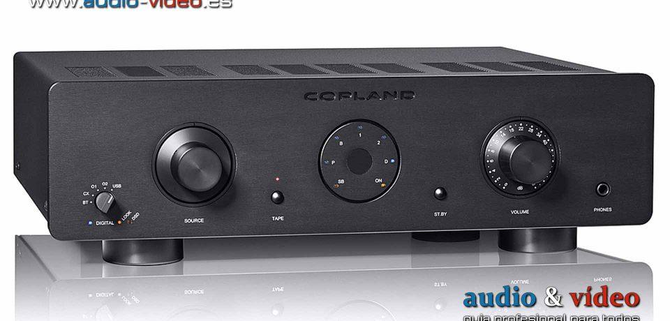 Amplificador integrado: Copland CSA 150