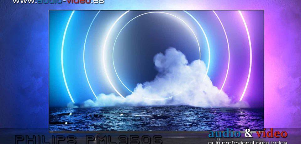 Philips lanza nuevos televisores LCD con HDMI 2.1, miniLED y Ambilight
