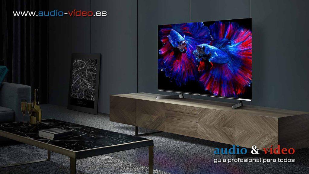 Hisense presenta su primer televisor OLED de 48 pulgadas