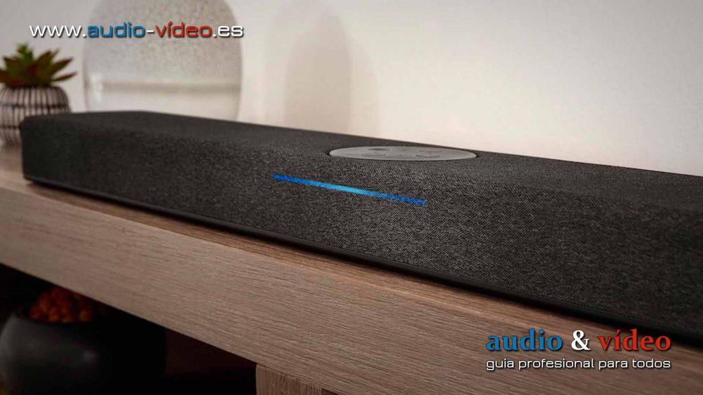 Barra de sonido Polk Audio - React