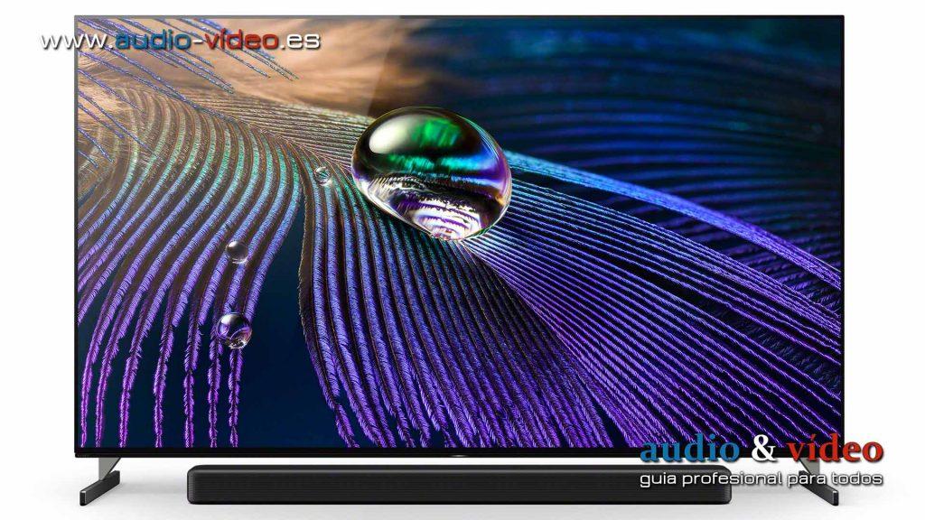 Sony XR A90J cuenta con el revolucionario procesador Cognitive XR™