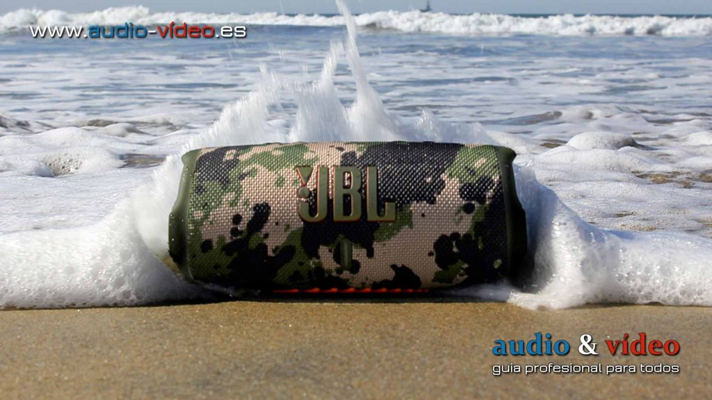 Altavoz Bluetooth JBL Charge 5