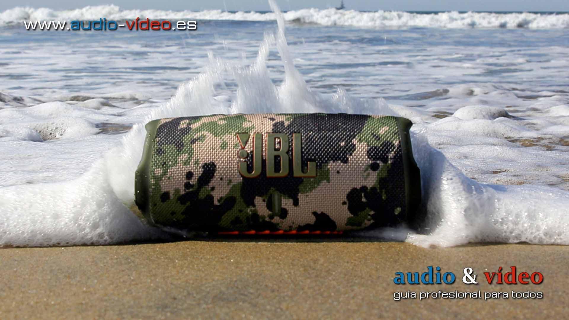 JBL Charge 5 – altavoz Bluetooth