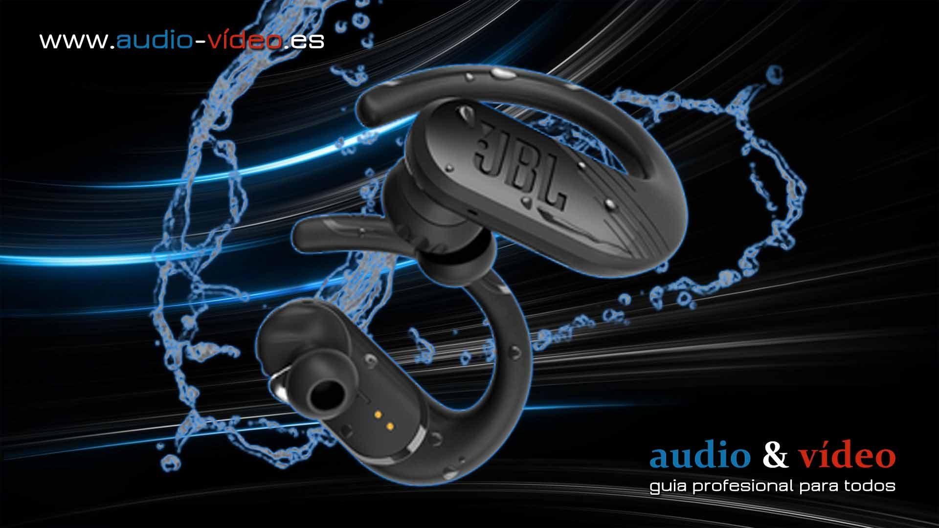 JBL Endurance PEAK II – auriculares