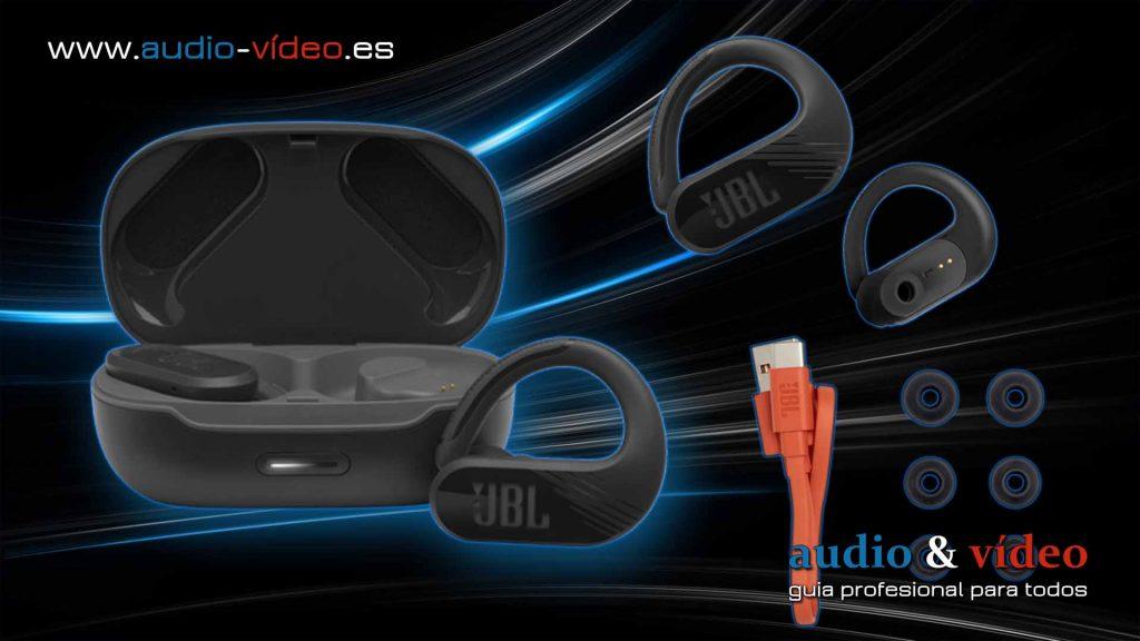 JBL Endurance Peak II - auriculares - kit
