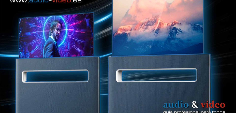 OLED EXPENDABLE – LG OLED extraíble