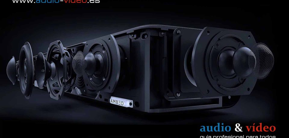 Sennheiser Ambeo Soundbar con Sony 360 Reality Audio