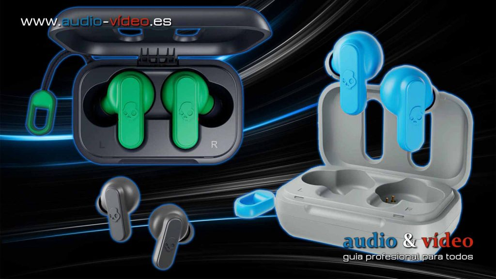 SkullyCandy - DIME® True Wireless Earbuds - colores