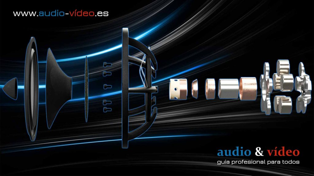 Pylon Audio PSM 18.8 CAN.S - driver, construccion