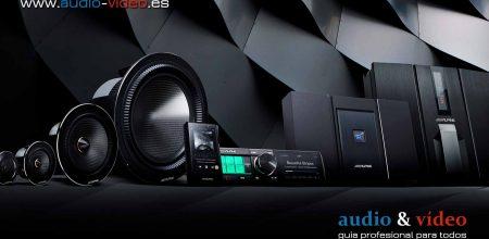 Alpine F#1 Status – HiEnd Car Audio system – modelo 2021