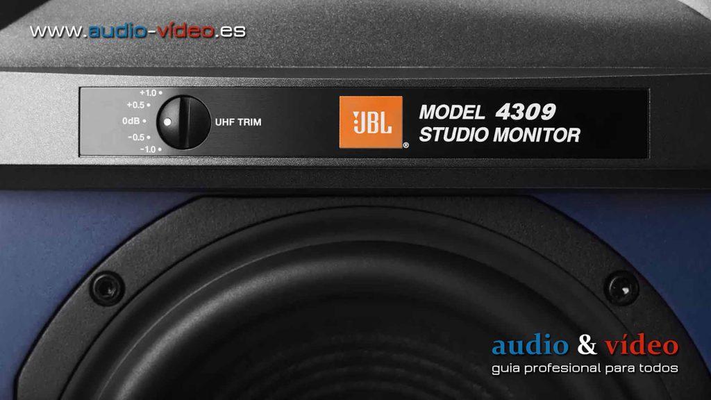 JBL 4309 Studio Monitor - altavoces de estantería