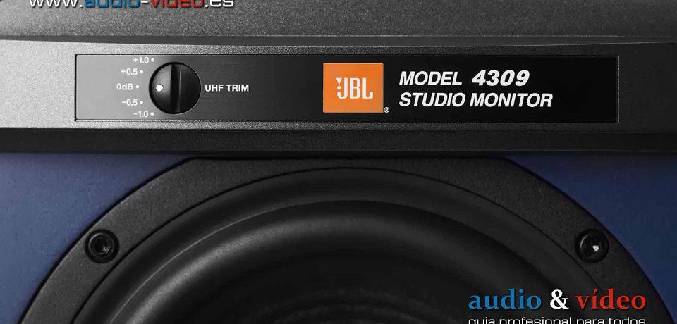 JBL 4309 Studio Monitor – altavoces de estantería