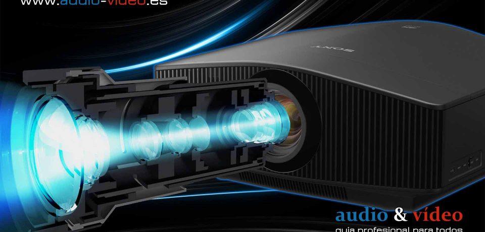 Sony VPL-VW290ES y VPL-VW890ES – proyectores 4K