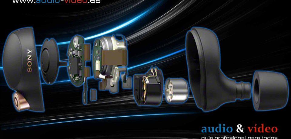 Sony WF-1000XM4 – auriculares inalámbricos