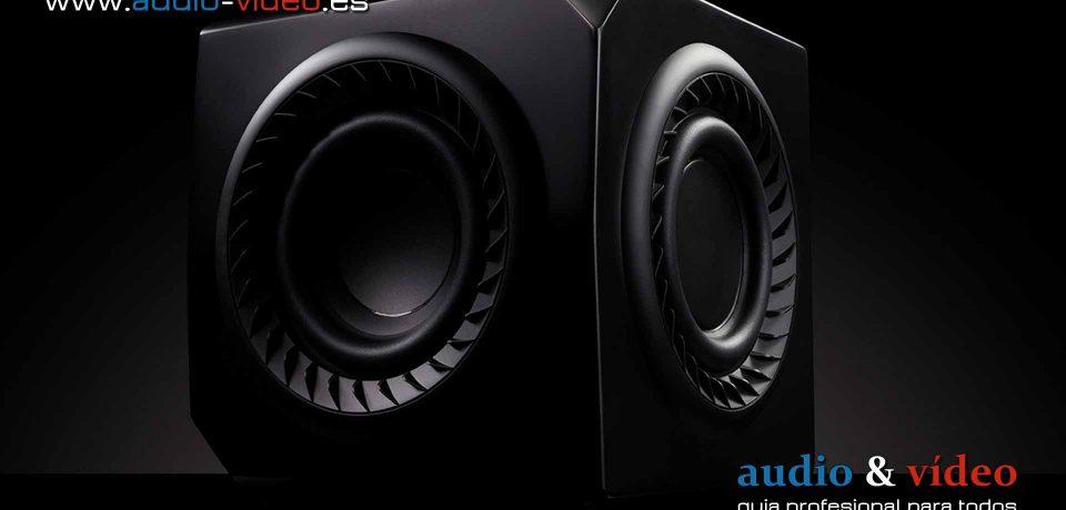 Lithe Audio – Micro Subwoofer – subwoofer inalámbrico