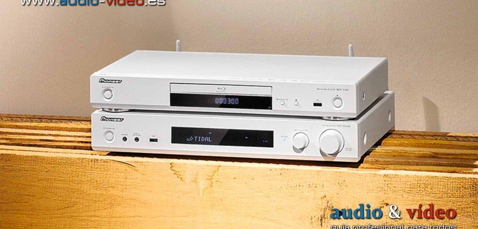 Pioneer VSX-S520D – 5.1ch AV-Receiver – SLIM con DAB+