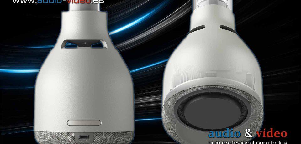 Glass Sound Sony LSPX-S3 – altavoz con  tweeter de cristal orgánico