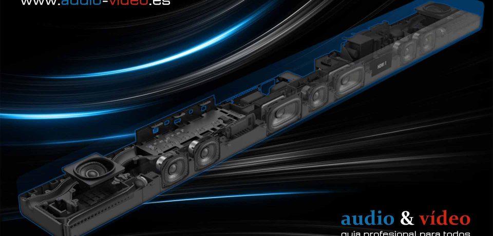 Sony HT-A7000 – Barra de sonido de 7.1.2 canales con Dolby Atmos®/DTS:X®
