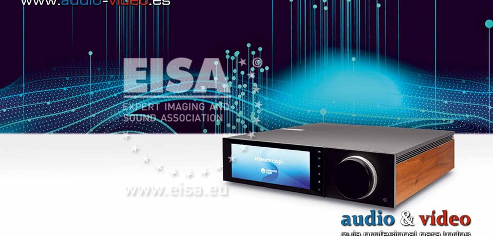 Cambridge Audio EVO 150 – amplificador / streamer